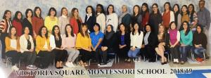 2018-2019 Staff Picture